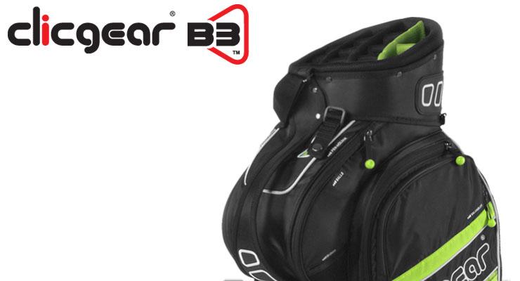 The Clicgear B3 Bag