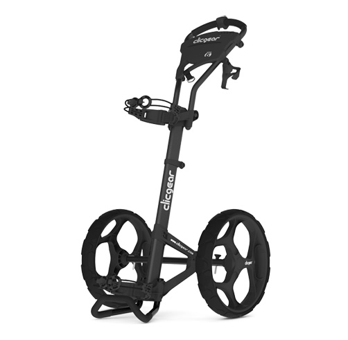 Clicgear 6 Pushcart Charcoal