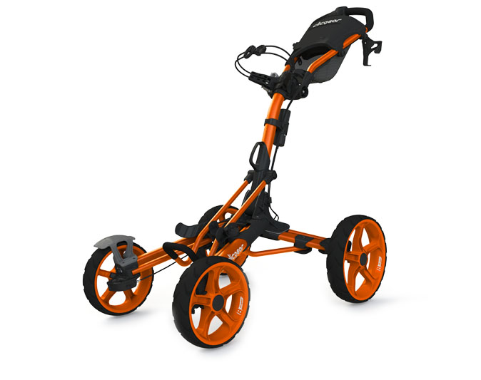 Clicgear Pushcart All orange