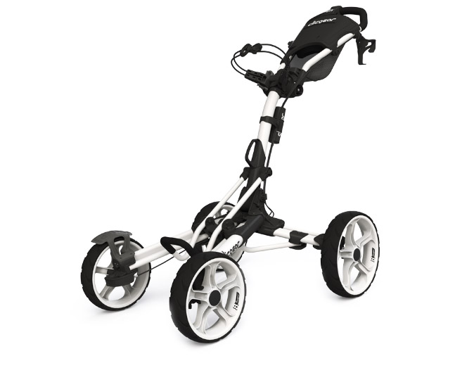 Clicgear Pushcart Arctic White